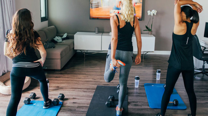Boost Your Home Workout