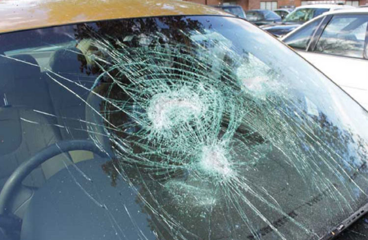 Repair or Replace a Cracked Windscreen