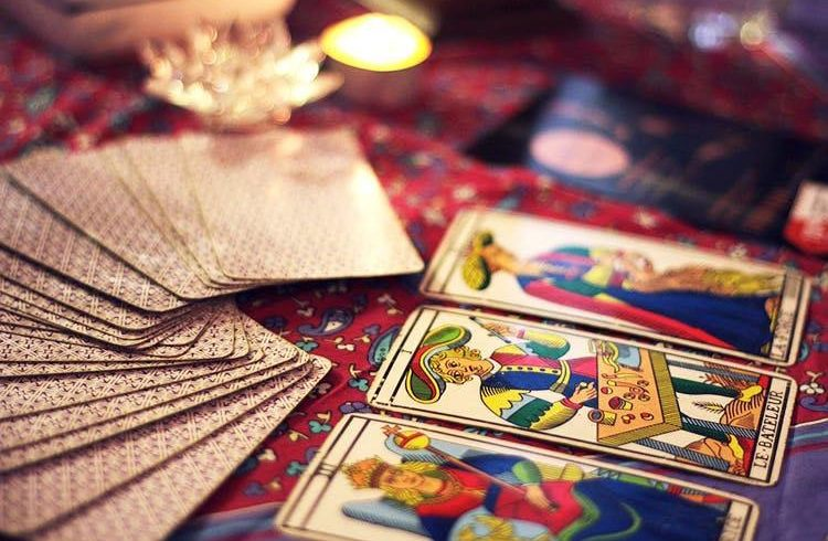 Tarot Card Sessions